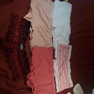 5 pair of XL Ladies Intimates